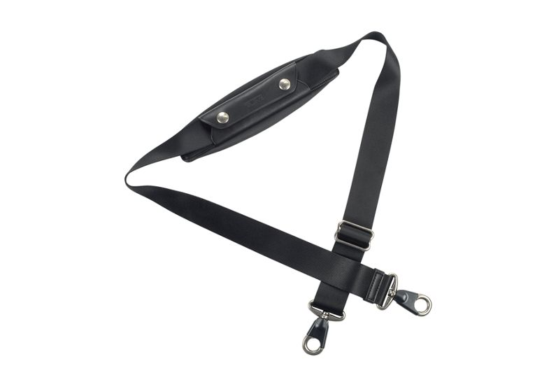 1 1/2 Shoulder Strap with Antique Pewter Hardware