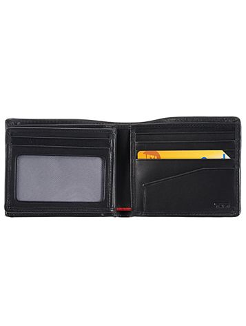 Center Flip ID Passcase Side View