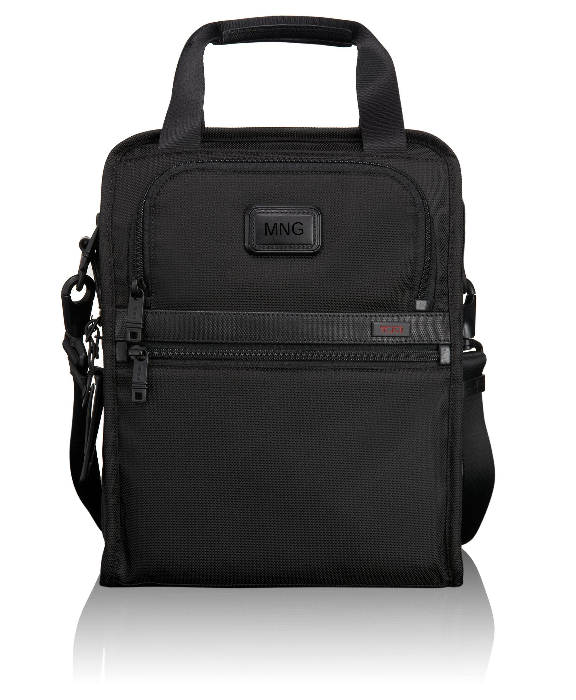 Tumi Black Shoulder Bag 87