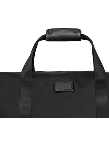 Large Soft Travel Satchel Side View