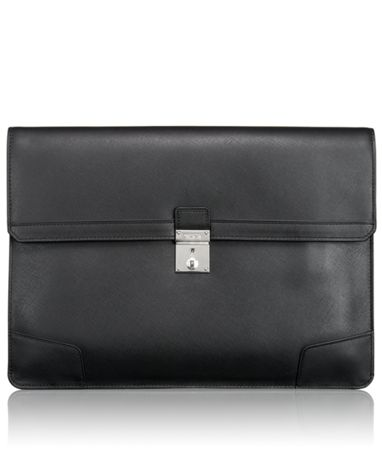 Drexel Envelope Leather Brief