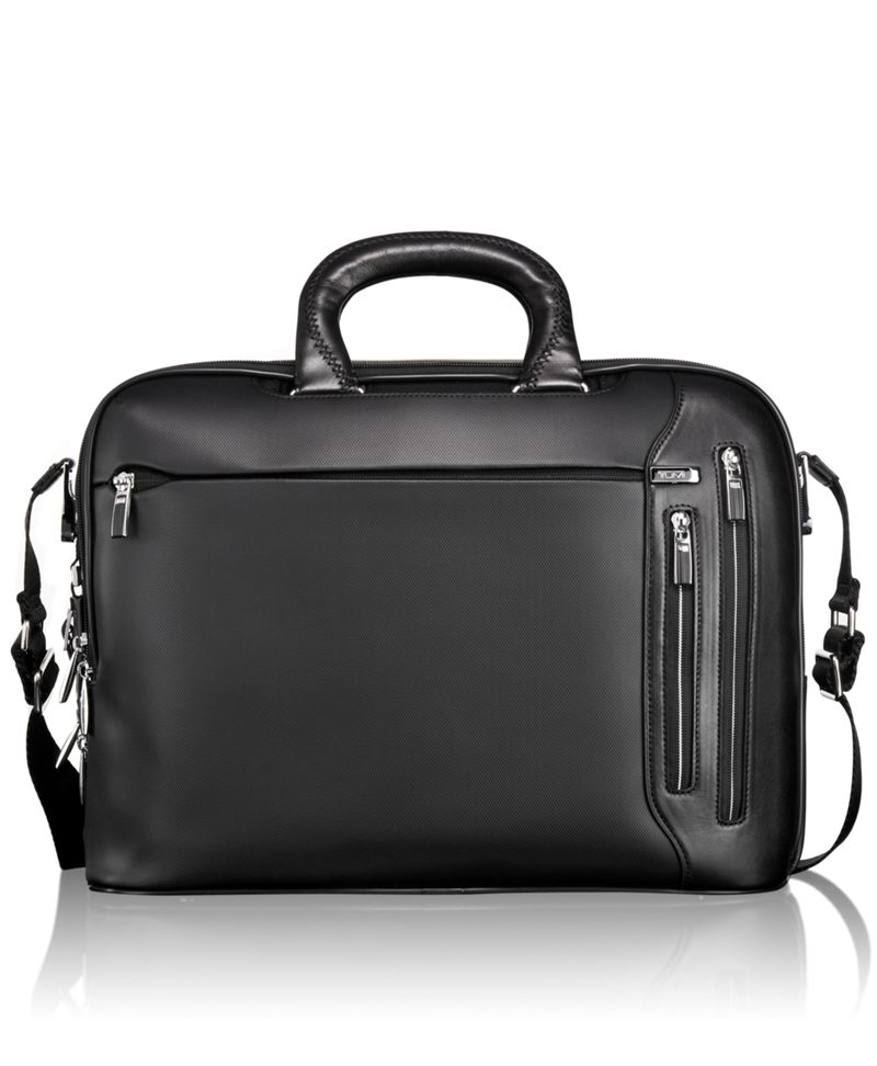 Narita Slim Leather Brief
