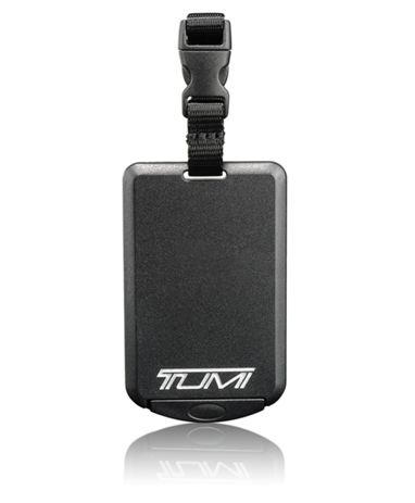 Luggage Tag in Track