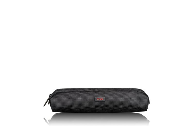 Electronic Cord Pouch in Black
