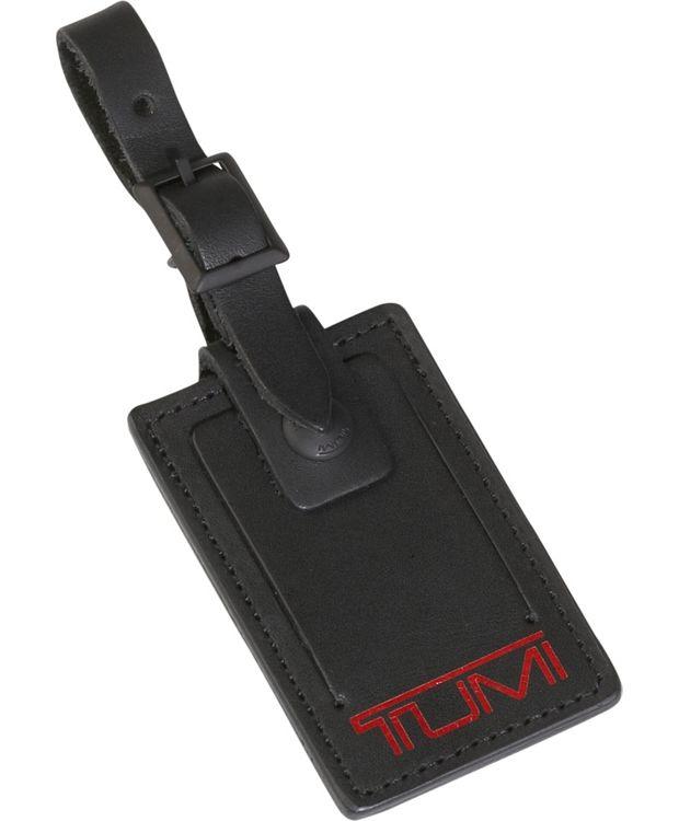 Luggage Tag - Medium in Black