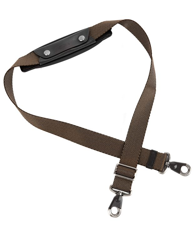Alpha Bravo Shoulder Strap in Brown