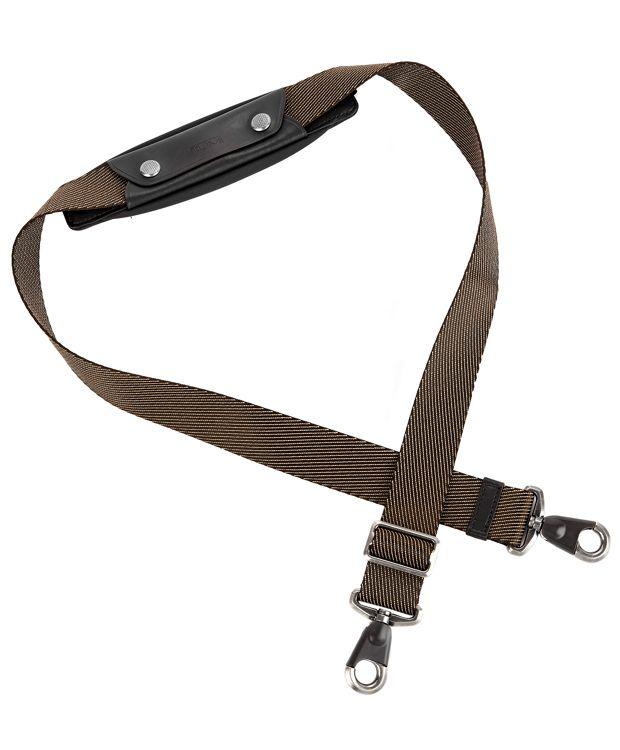 Alpha Bravo Shoulder Strap in Brown