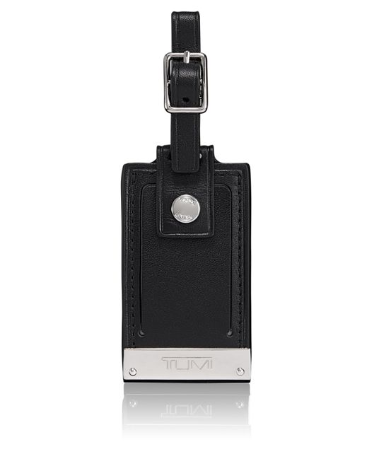 Arrivé Magnetic Luggage Tag in Black