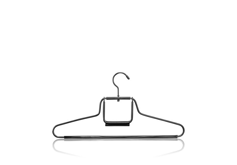 Hanger for 22130 and 22135 Garment Cover in Black