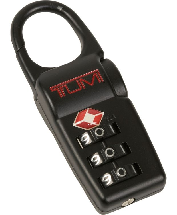 TSA Lock in Black
