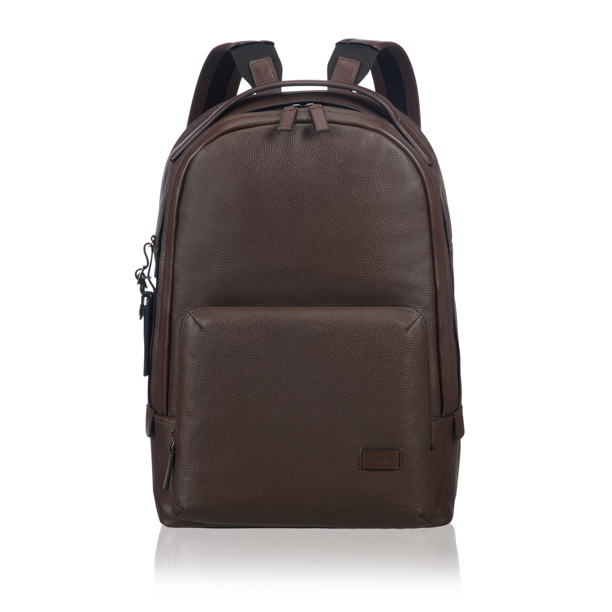 Leather Backpacks & Sling Bags - Tumi United States