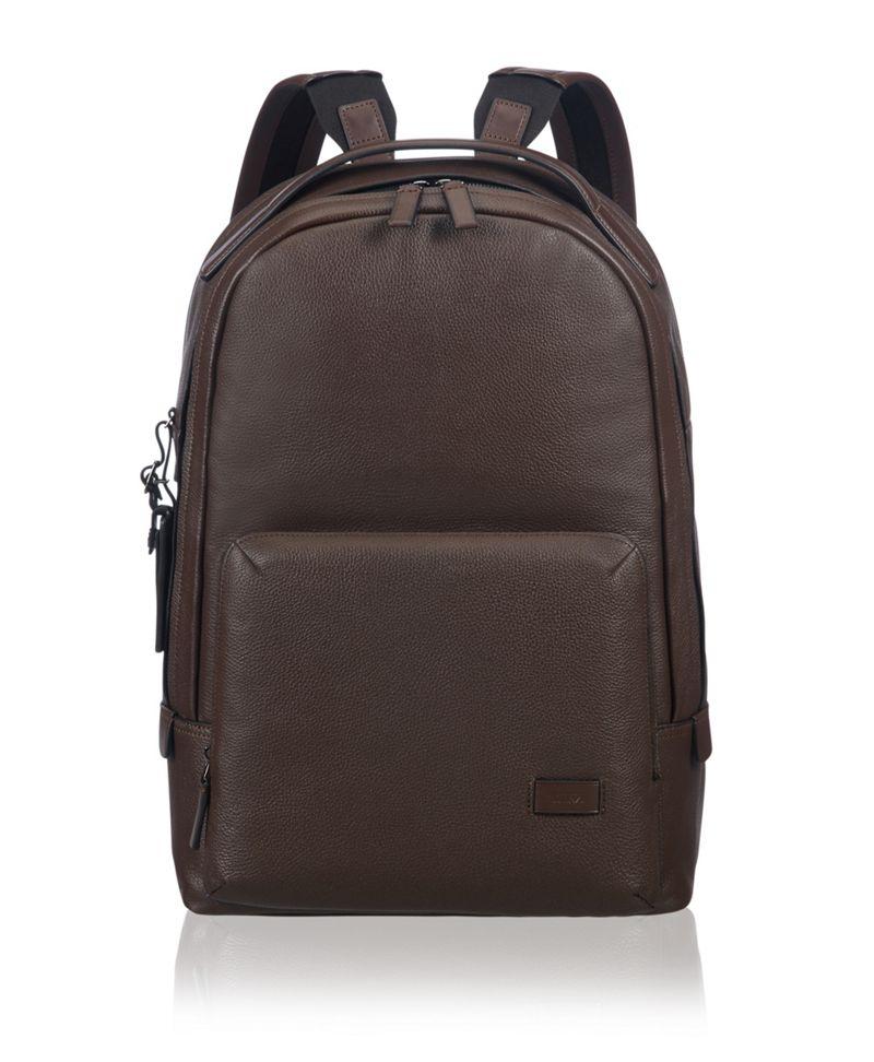 Webster Backpack Leather