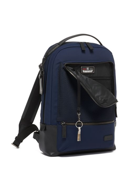 BATES BACKPACK Blue - large | Tumi Thailand