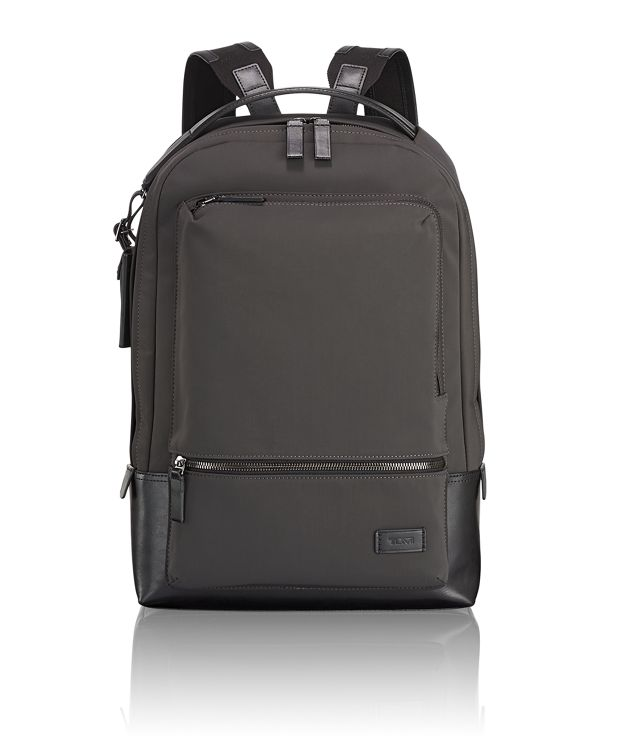 Bates Backpack in Iron