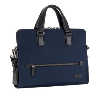 TAYLOR PORTFOLIO BRIEF Blue - medium | Tumi Thailand