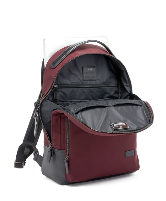 WEBSTER BACKPACK PLUM - large | Tumi Thailand