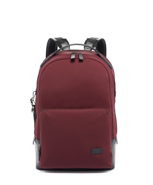 Webster Backpack in Plum