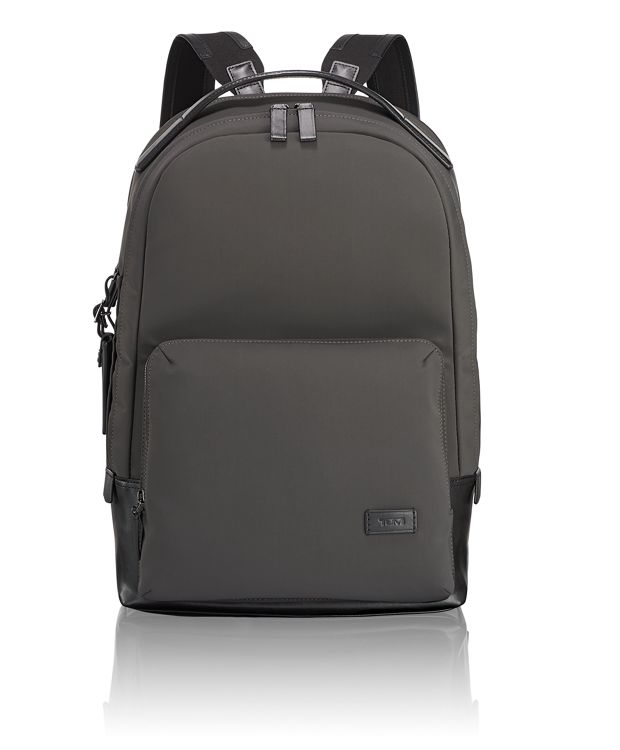 Webster Backpack in Iron