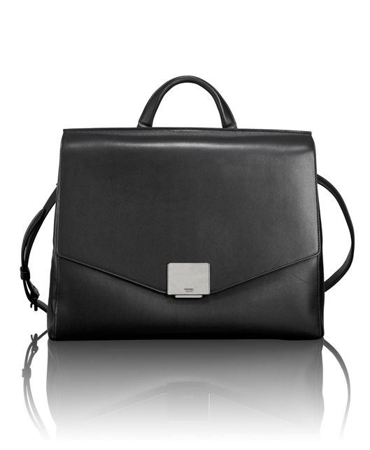 Tavi Satchel in Black