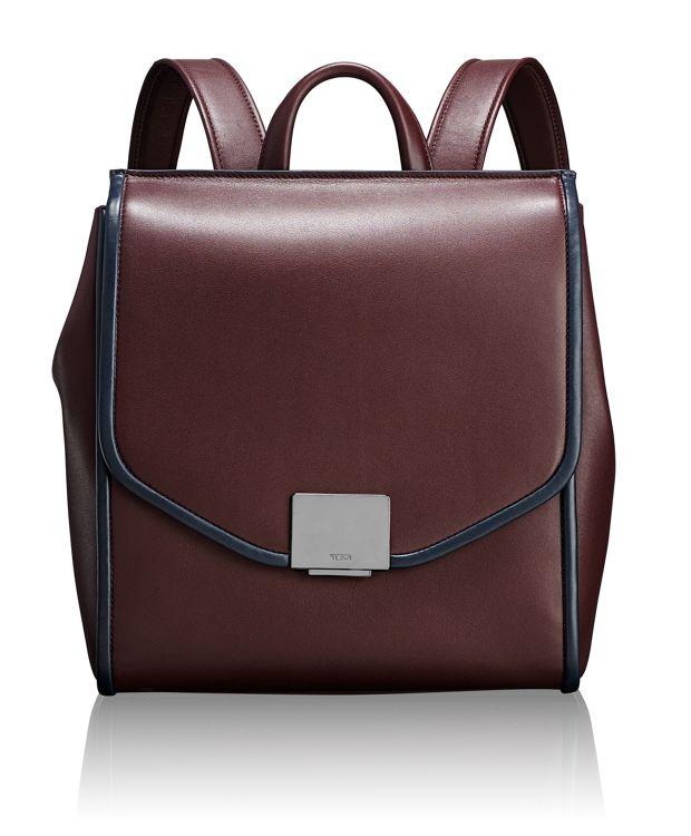 Pheobe Backpack in Burgundy