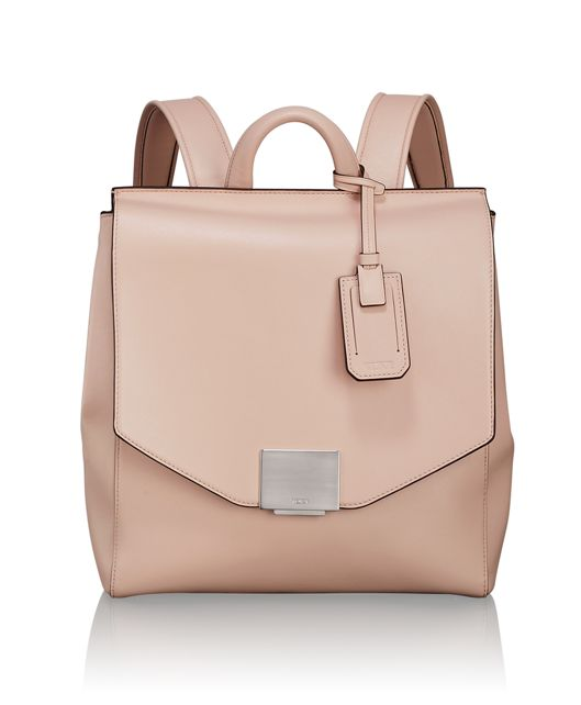 Pheobe Backpack in Blush