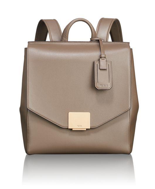 Pheobe Backpack in Truffle