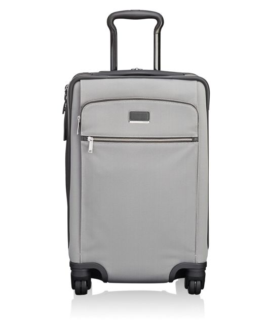 Sam International Expandable 4 Wheeled Carry-On in Light Grey