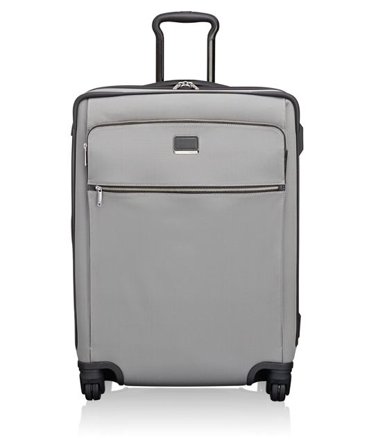 Jess Short Trip Expandable 4 Wheeled Packing Case in Light Grey