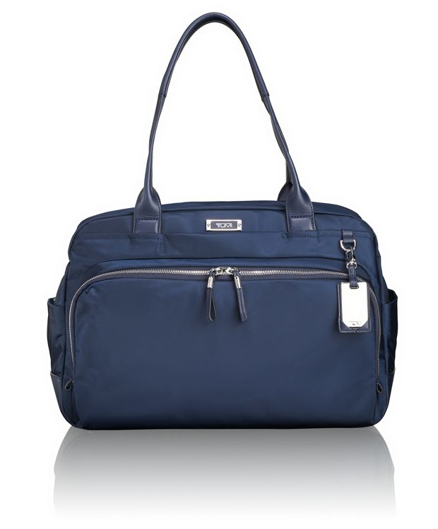 Athens Carry-All in Indigo