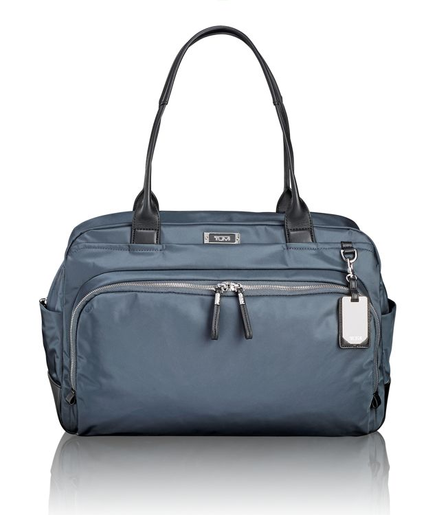Athens Carry-All in Slate Grey