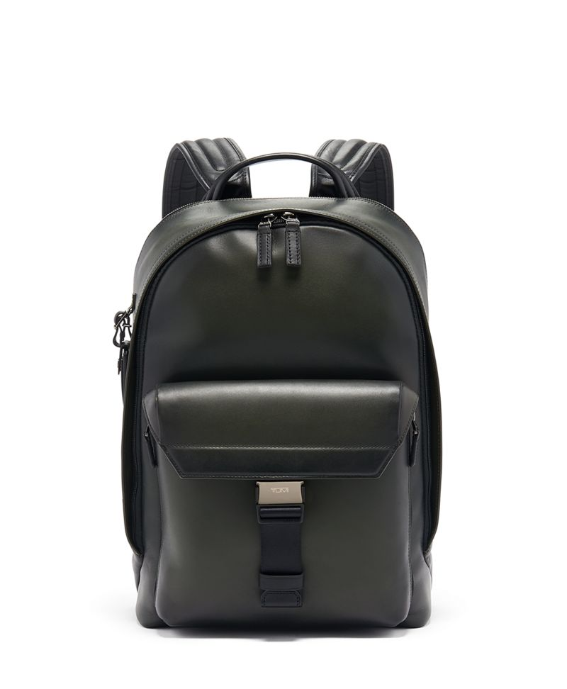 Morrison Backpack Leather