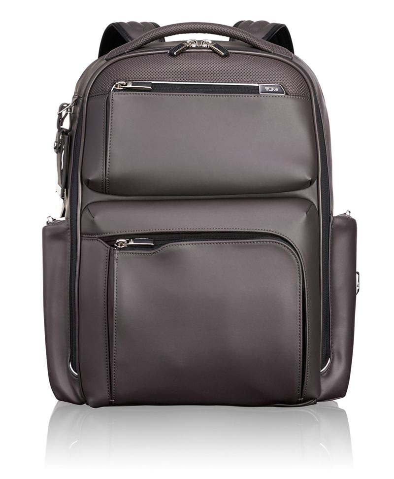 Bradley Backpack Leather