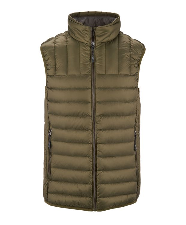 TUMI Pax Men's Vest in Tundra