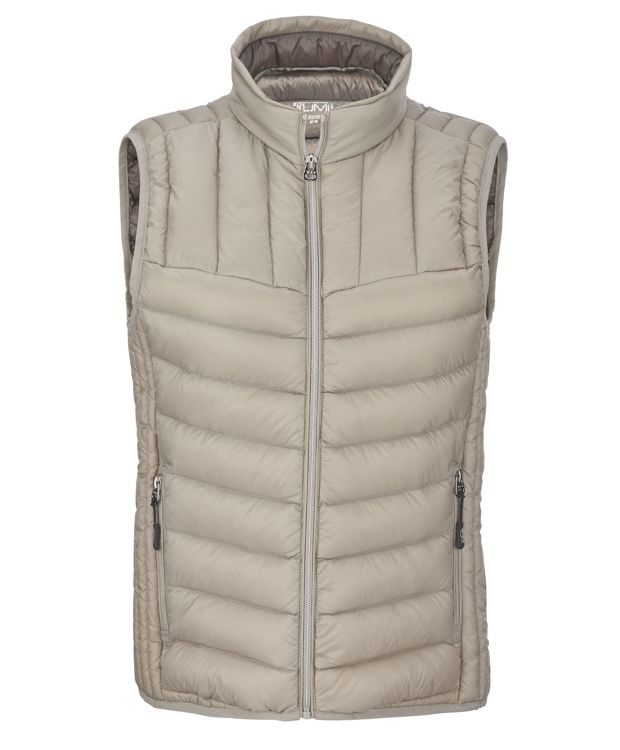 TUMI Pax Women's Vest in Pearl