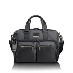 ff5bd38ab4 Albany Slim Commuter Brief in Anthracite