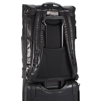 LONDON ROLL-TOP BKPK Black - medium | Tumi Thailand