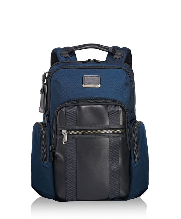Nellis Backpack in Navy