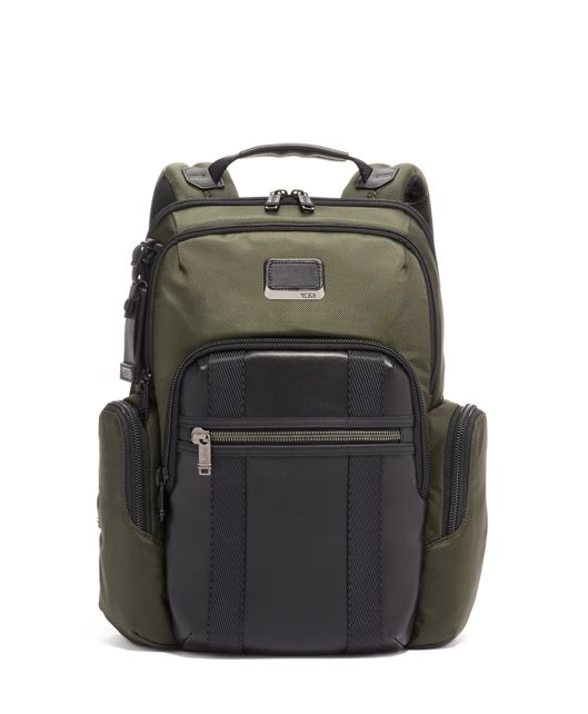 Nellis Backpack in Algae
