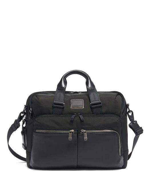 PATTERSON BRIEF Black - large | Tumi Thailand