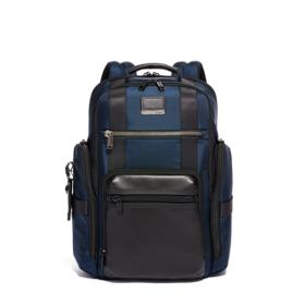 Sheppard Deluxe Brief Pack In Navy