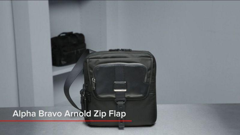 Arnold Zip Flap