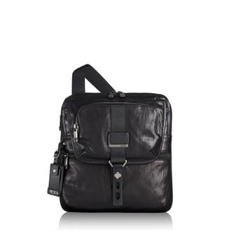 ARNOLD ZIP FLAP Black - medium | Tumi Thailand