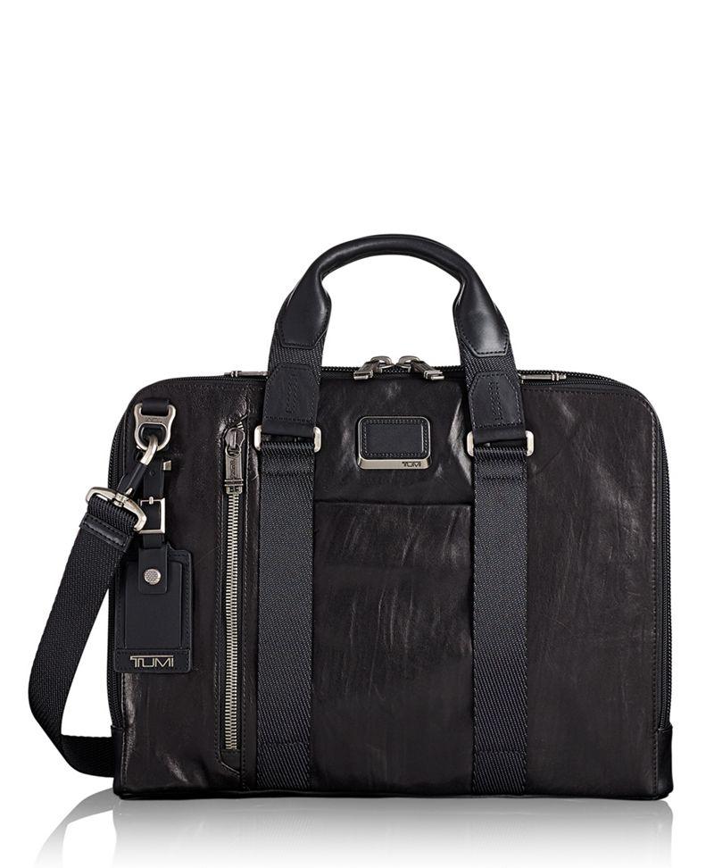 Aviano Slim Brief Leather