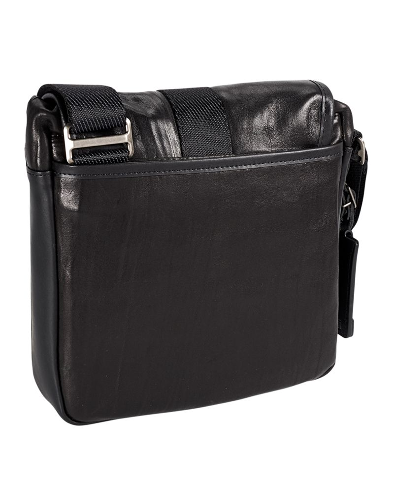Barton Leather Crossbody