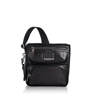 BARTON CROSSBODY Black - medium | Tumi Thailand
