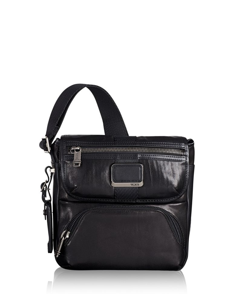 Barton Crossbody Leather
