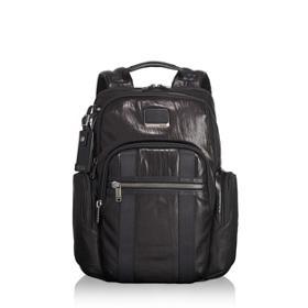 da9ebf2ff9b4 Nellis Backpack Leather in Black Leather