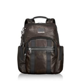Nellis Backpack Leather in Dark Brown ...