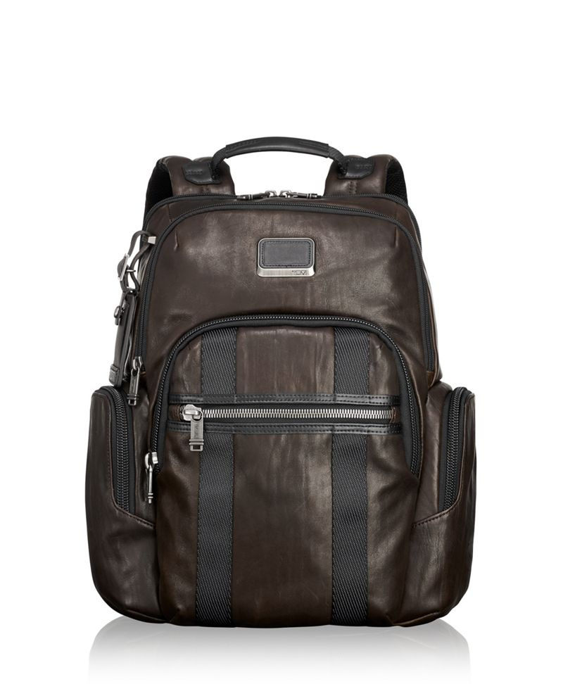 Nellis Leather Backpack