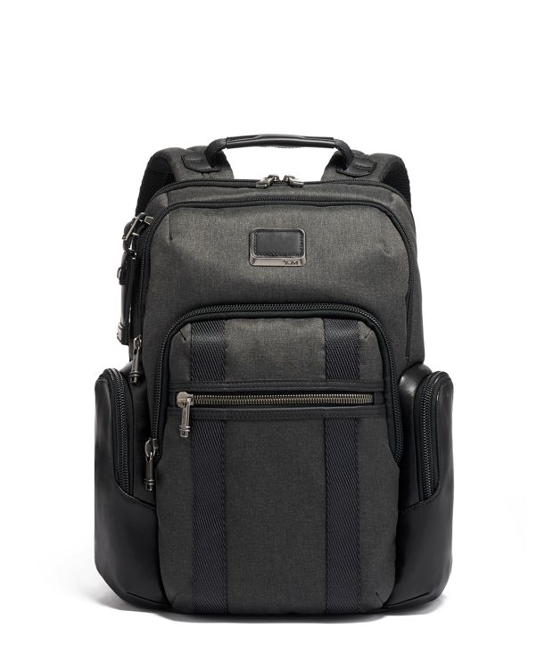 Nellis Backpack in Graphite